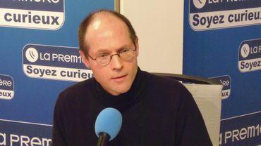 Olivier De Schutter, rapporteur spécial des Nations Unies sur le droit à l'alimentation