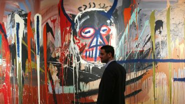 USA: un tableau de Basquiat adjugé 57,2 millions de dollars, un record