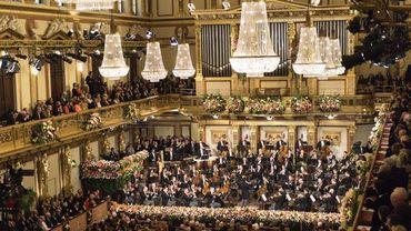 Le traditionnel concert du Nouvel An 2020 en direct de Vienne