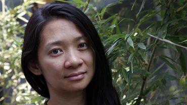"Chloe Zhao, réalisatrice de ""The Rider"""