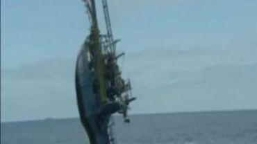 Flip Ship, le bateau qui travaille à la verticale