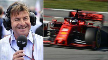 Gaëtan Vigneron sur le début de saison en F1