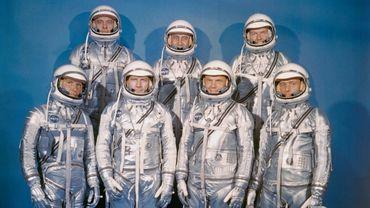 """Mort de John Glenn: les """"7 pionniers"""" spatiaux américains sont tous décédés"""