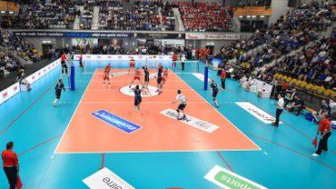 Roulers bat Novi Sad et rejoint les quarts de finale de la Ligue des champions
