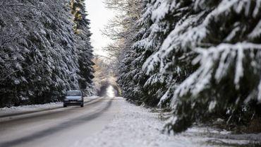 Après-midi neigeuse vendredi: la situation sur nos routes en temps réel