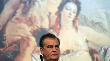 """Italie: Berlusconi dénonce """"une condamnation dénuée de tout fondement"""""""