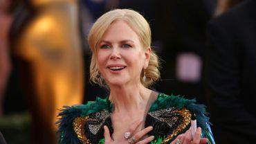 Nicole Kidman devient la mère d'Aquaman