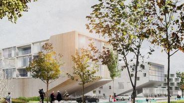 Le nouveau quartier d'Anton prévoit la construction de quelque 2000 nouveaux logements.