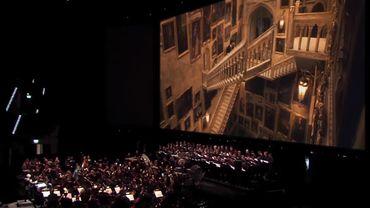 Le premier film de la saga Harry Potter en ciné-concert au Sportpaleis en mars 2017