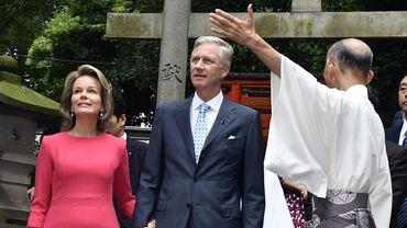 Didier Reynders, ministre des Affaires étrangères ne rejoindra pas le couple royal au japon.
