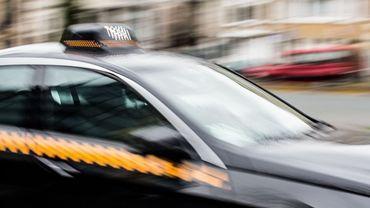 Bruxelles: des taxis verts de colère