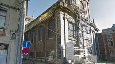 Fermée au culte en 1989, l'église Notre-Dame a été désacralisée en 2004, devenant officiellement l'Espace culturel d'Harscamp.