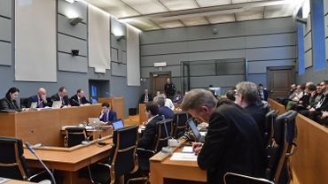 La commission du parlement wallon sur l'affaire Publifin