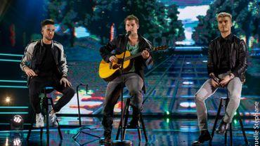 Tom Dice, Renato Bennardo et Julien Michel - 'Me and my guitar'