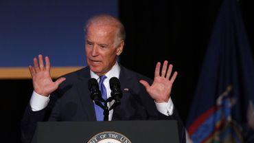 Le vice-président US Joe Biden envisage une candidature à la Maison Blanche