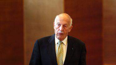 L'ancien député FN, Charles Petitjean.