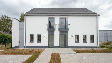 Soixante nouveaux logements publics en province de Liège sur les communes de Flémalle, Modave et Nandrin.