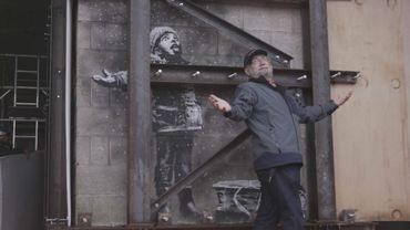"""Banksy, le robin des bois des temps modernes dans """"Doc shot"""""""