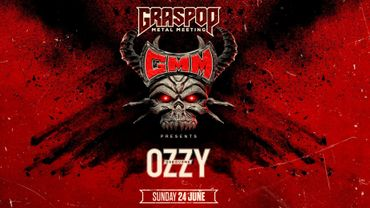 Ozzy Osbourneau Graspop 2018