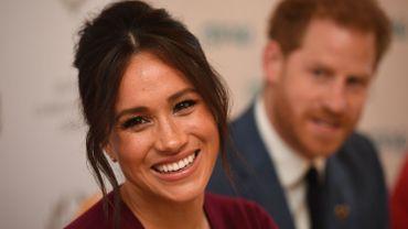 Megxit: la Famille royale britannique propose une période de transition
