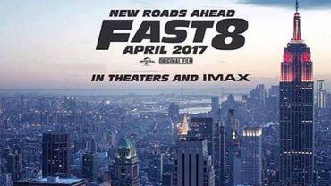 """Avant une tournée mondiale live, la saga """"Fast and Furious"""" s'enrichira en avril d'un huitième film"""