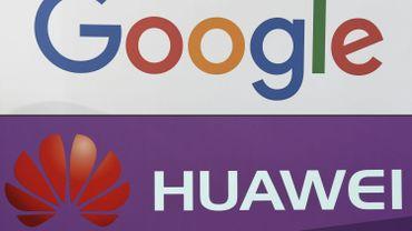 Google suspend partiellement ses relations avec le géant chinois Huawei