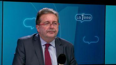 Rudi Vervoort, invité de Matin Première, estime qu'on essaie de stigmatiser Bruxelles.