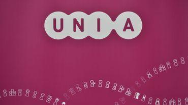 Le logo d'Unia
