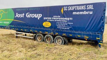 Skiptrans, filiale roumaine de Jost Group. Campagne de recrutement.