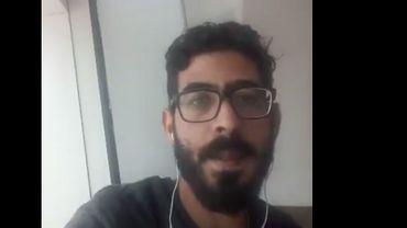 Un syrien de 36 ans raconte sa vie, il est bloqué dans un aéroport depuis plus d'un mois