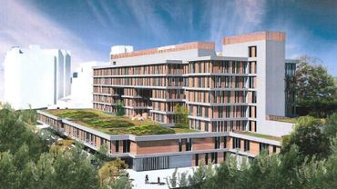 Le nouvel institut de cancerologie du CHU de Liège