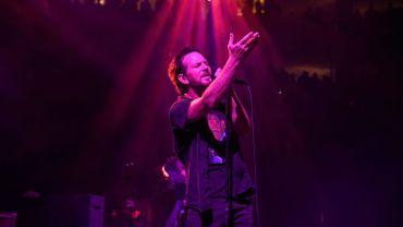 Eddie Vedder jouera deux nouveaux titres pour la bonne cause