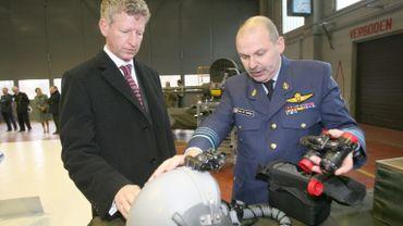 Le site de Kleine-Brogel accueillera-t-il de nouvelles armes nucléaires?