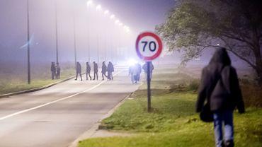 Un migrant décédé, trois autres blessés, percutés par une voiture près de Calais
