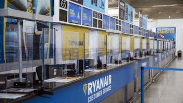 Coronavirus: Ryanair réduit ses capacités de vols à 40% pour cet hiver