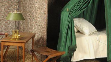 Tente et mobilier de campagne de Napoléon Ier