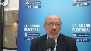 Louis Michel dans Le grand Electoral