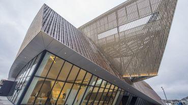 Mons, Palais des Congrès (MICX)