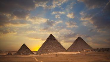"""Le """"big void"""" (le grand vide) fait au moins 30 mètres de long et à des caractéristiques similaires à celles de la grande galerie, la plus grande salle connue de la pyramide."""