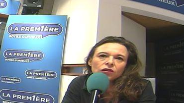 Delphine Chabbert, secrétaire politique de la Ligue des familles était ce vendredi matin dans Matin Première.