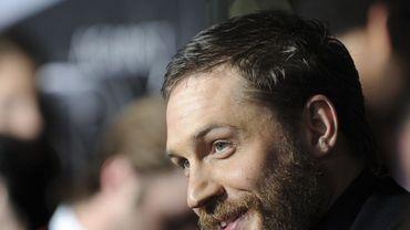"""Tom Hardy sera à l'honneur l'an prochain dans """"Mad Max : Fury Road"""""""