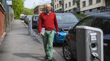 Bjart Holtsmark, chercheur à l'Institut norvégien de statistiques.