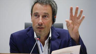 Philippe Goffin en juillet 2018