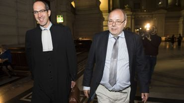 Destriction de preuve: Christian Van Eyken et son épouse libérés après audition