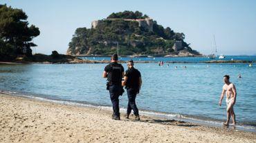Brégançon: une résidence présidentielle bien surveillée
