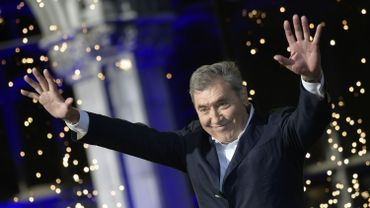 2019 Grand-Place...Eddy Merckx, super star !