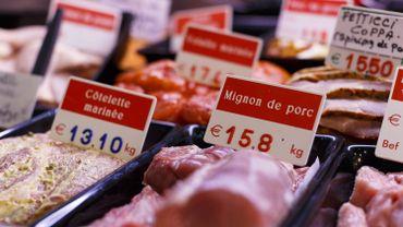 Les boucheries sont particulièrement inspectées car elles présentent plus de risque pour la sécurité alimentaire.