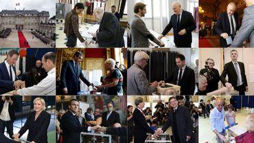 Présidentielle française en direct: premiers sondages à la sortie des urnes
