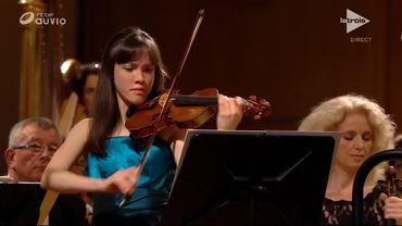 Sylvia Huang en finale
