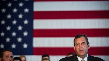 """""""A n'importe quel moment, Fedex peut vous dire où un colis se trouve. Il est dans un camion. Il est à la gare. Il est dans un avion"""", a déclaré Chris Christie, gouverneur du New Jersey."""